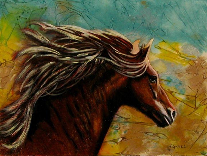Horse in Heaven - lgabel - the art of encouragement