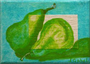 Pear Gem 2 - lgabel - the art of encouragement