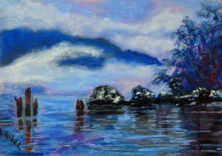 Daydreaming 1 - lgabel - the art of encouragement