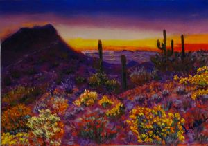 Arizona Longings: Desert Love