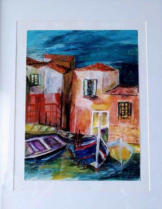Le Soir Chez Nous - Arts By Nadege Moise