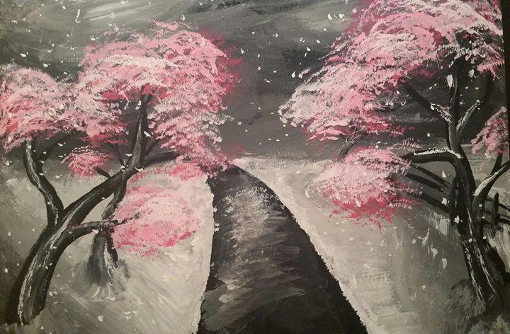 Pretty in Pink - Rissa Mazzuca
