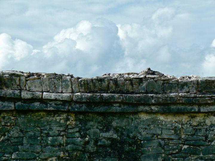 Ancient Wall - Alexandra Malouf