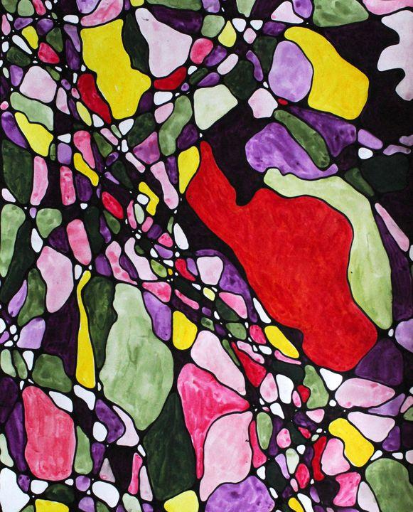 Window Stains - Alexandra Malouf