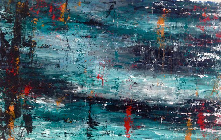 Sea Storm - Alexandra Malouf
