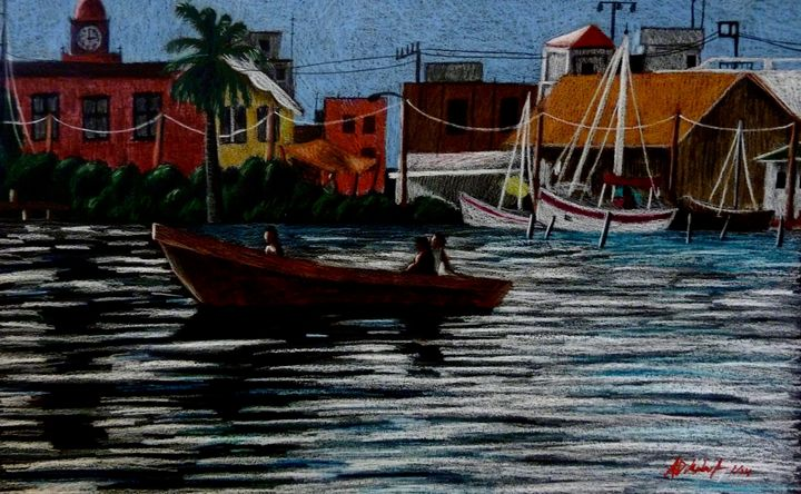 Belize City - Alexandra Malouf