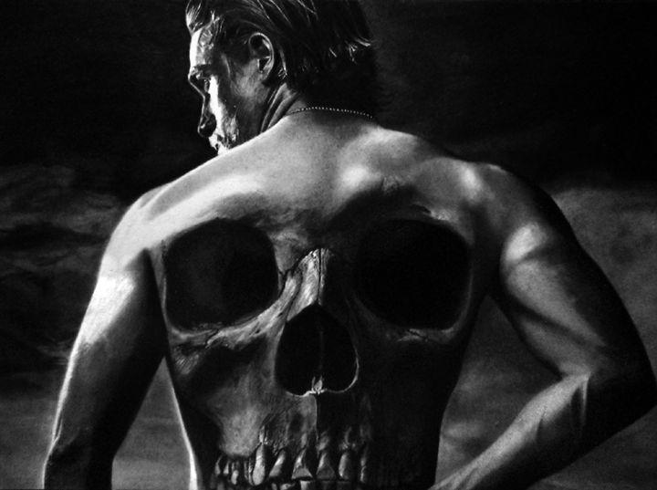 Charlie Hunnam (Jackson 'Jax' Teller - Portraits