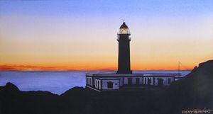 Último Luz de Europa-El Hierro - Robert C. Murray II