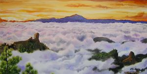 Mar de Nubes de Fuego - Robert C. Murray II