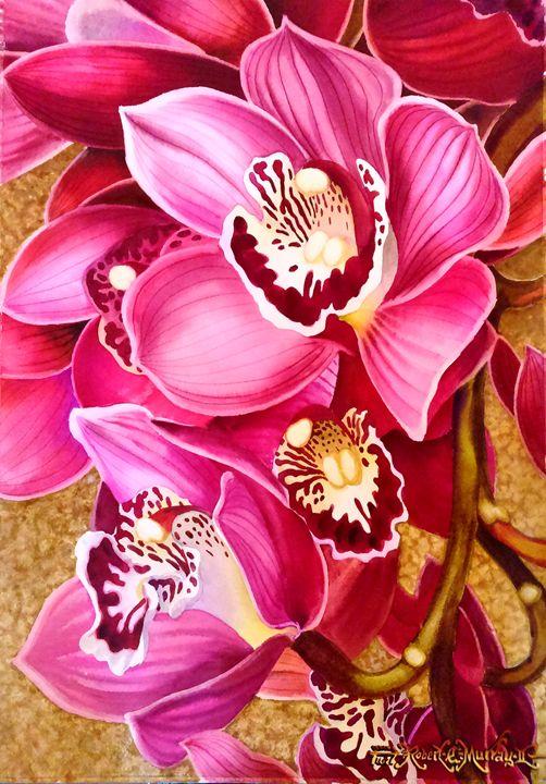 Orchids - Robert C. Murray II