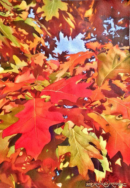 Autmn Leaves - Robert C. Murray II