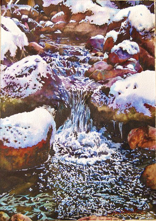 Snowy Creek - Robert C. Murray II