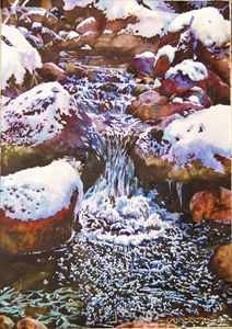 Snowy Creek - Robert C. Murray II