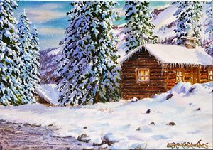 Snowed In - Robert C. Murray II