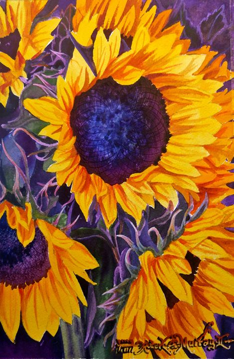 Sunflowers - Robert C. Murray II