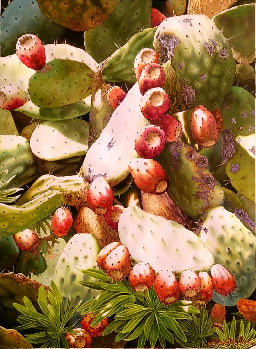 Dance of the Prickly Pears - Robert C. Murray II