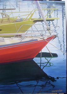 Primarios-Oil on Canvas 50 x 70 cm