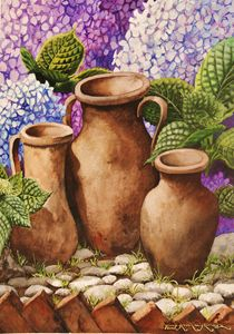 Pots and Petals - Robert C. Murray II