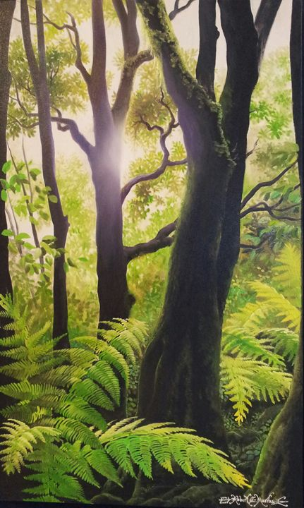Sea of Ferns - Robert C. Murray II