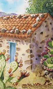 Casita con Nopales - Robert C. Murray II