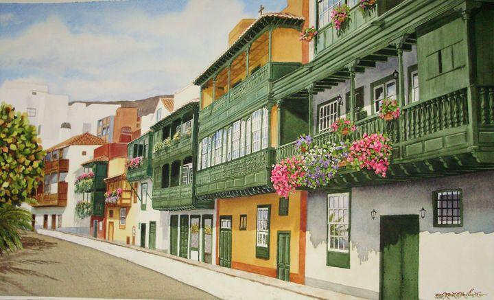 Balcones de La Palma - Robert C. Murray II