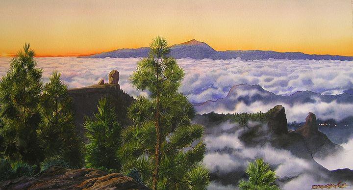 Mar de Nubes - Robert C. Murray II