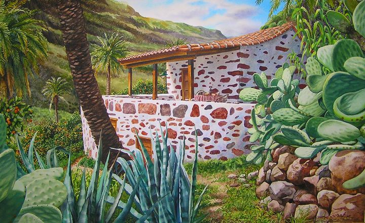 Casita en el Campo - Robert C. Murray II