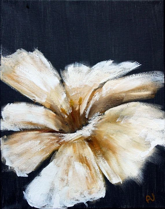 Flower Wall Art 1 - Sheaffer Art Gallery