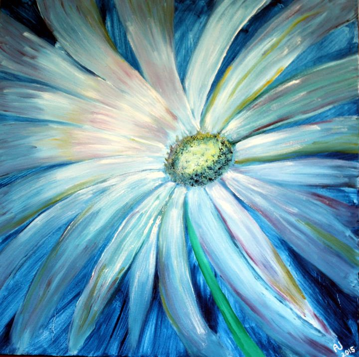 Twilight Bloom - Sheaffer Art Gallery