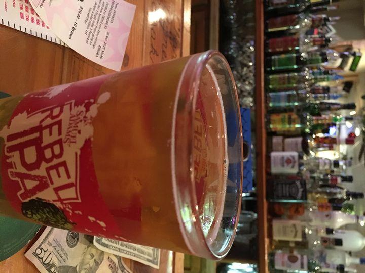 Rebel IPA Beer - Sheaffer Art Gallery
