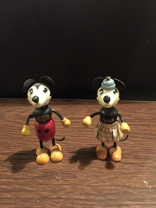 Mickey and Mini - Sheaffer Art Gallery