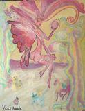 Fairy, faerie, mythical, glittery