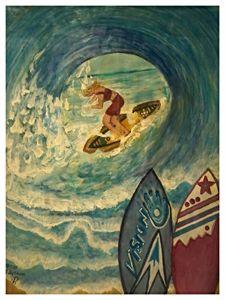 Les grandes vagues