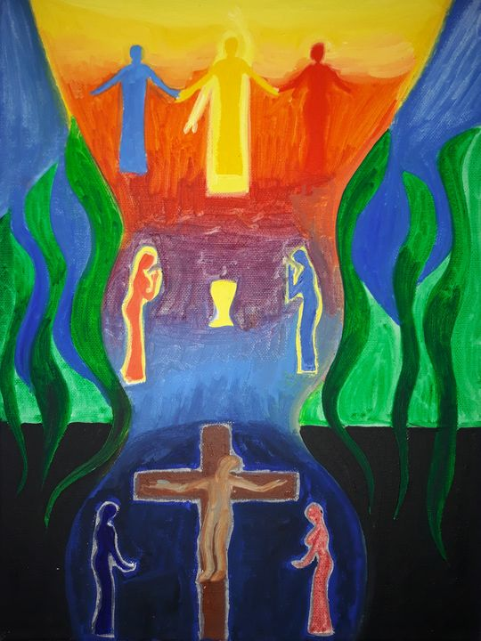 Appearance of the Christ over time - Gerhard Anger