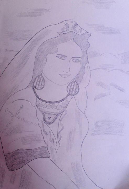 sparkling lady - rohit sharma india