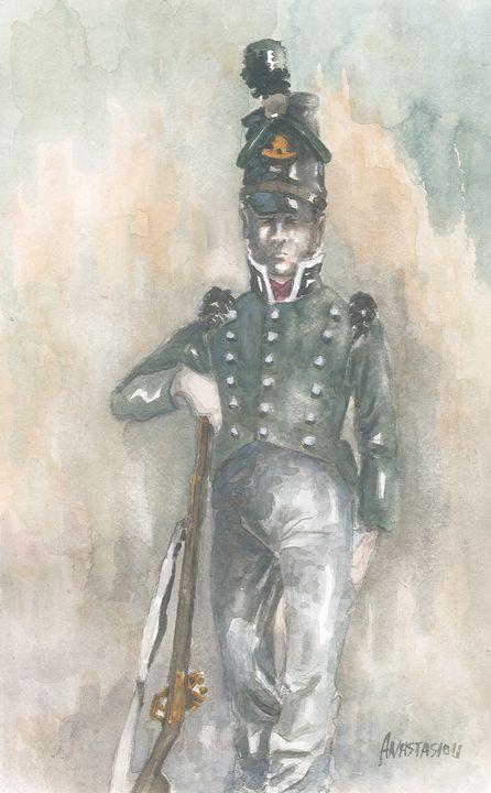 British Infantry 95th Regiment of Fo - Sotiris Anastasiou