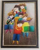 16x12.25 Roybal Canvas