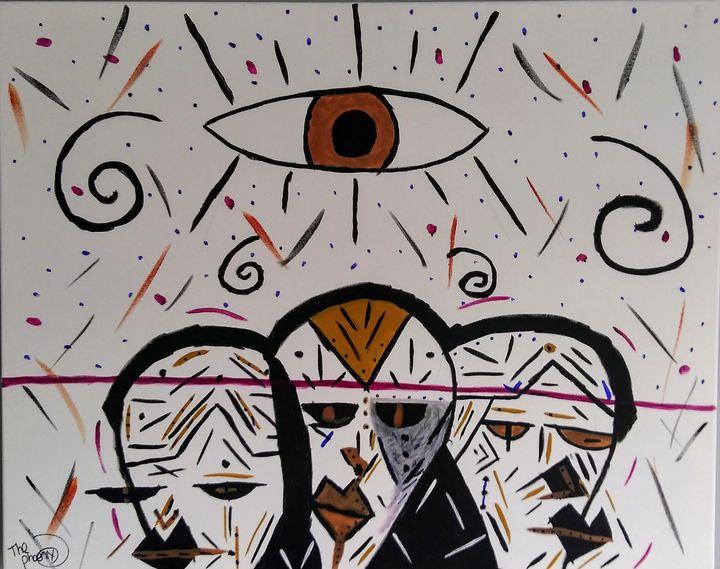 Tribal - I Am The Phoenix