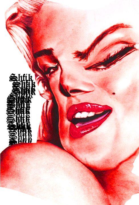 Marilyn Daze - Art Rebel