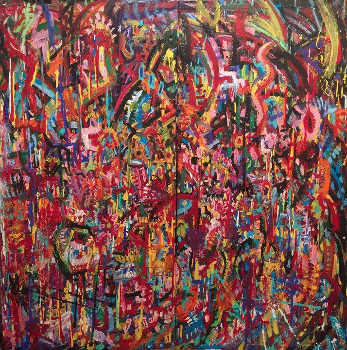 Lover Lost - C. Marrón Arts