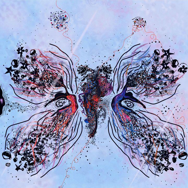 Butterfly Gallery - Deep Art