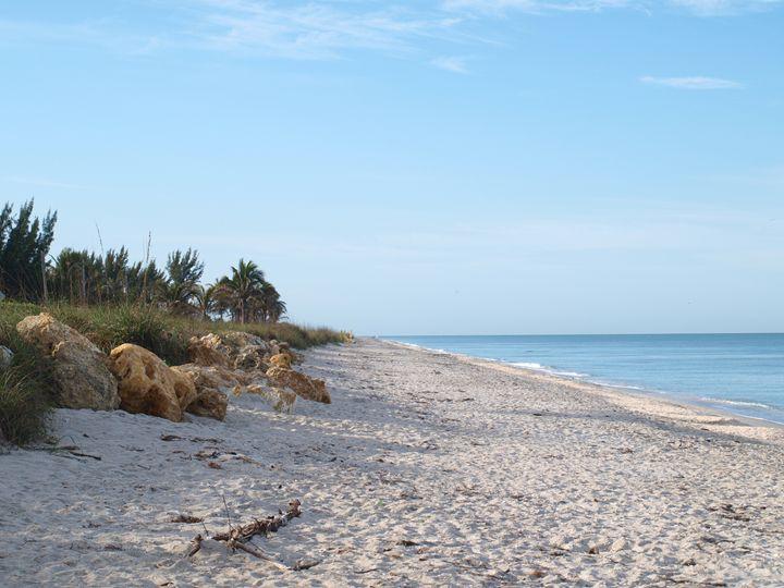 Beach Photo - LJM Memories