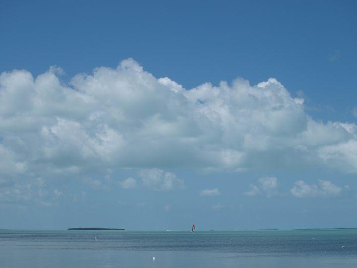 Sea and Sky - LJM Memories