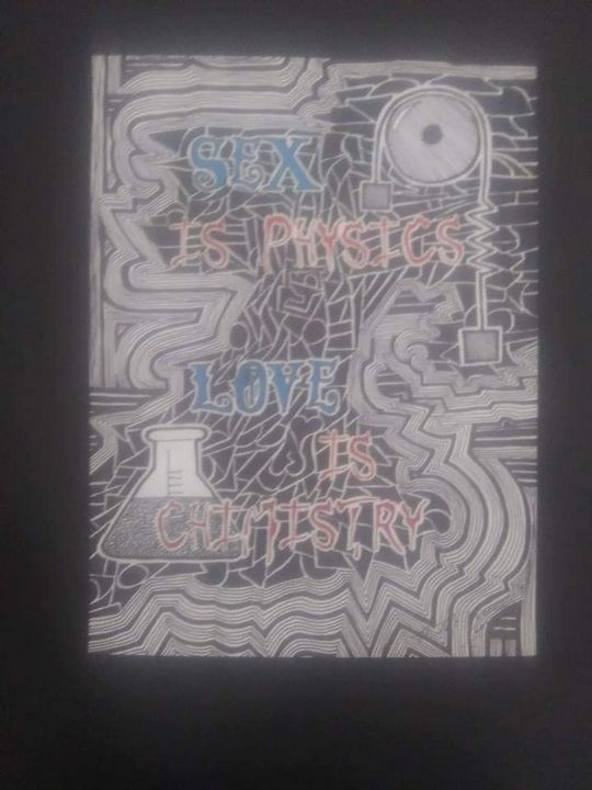 Sex is physics. Love is chemistry. - Michael McQueen