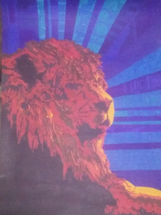 Lion - Michael McQueen