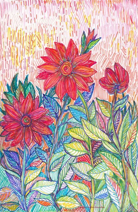 Flower Color - Andrea Maglio-Macullar