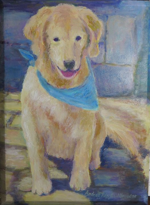 Cute Puppy - Andrea Maglio-Macullar