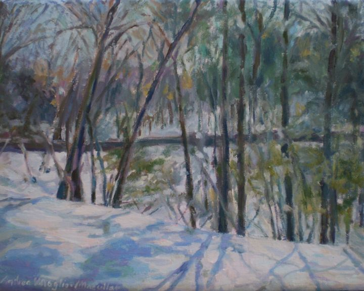 Winter Woods - Andrea Maglio-Macullar