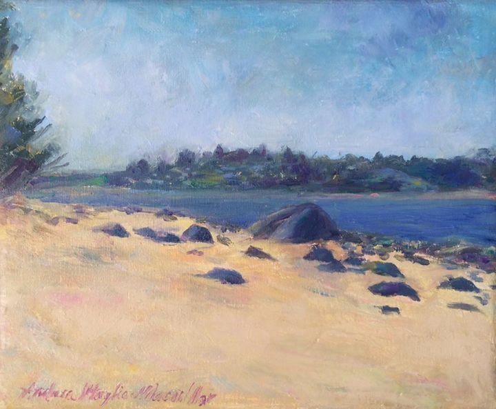Steep Hill Beach - Andrea Maglio-Macullar