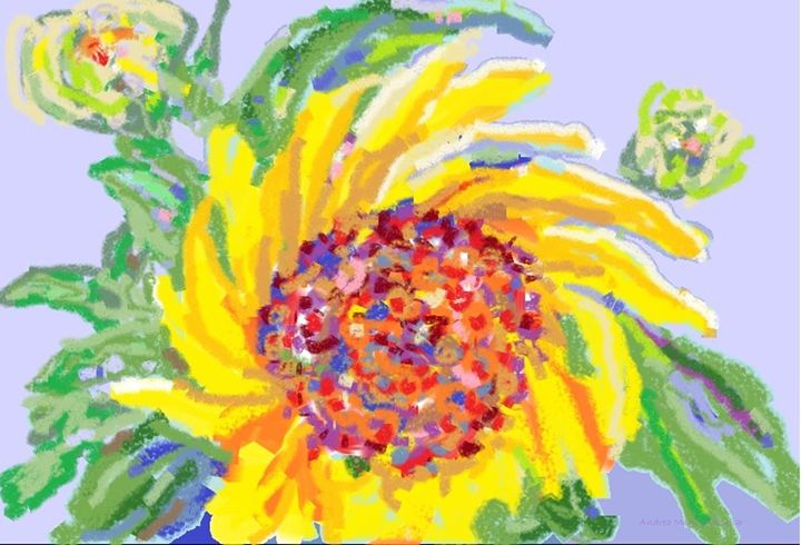 Fun Flowers - Andrea Maglio-Macullar